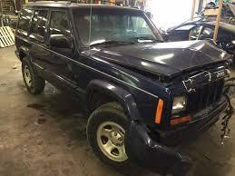 purple jeep cherokee 95 96 97 98 99 00 01 jeep cherokee rear left bumper corner trim cap