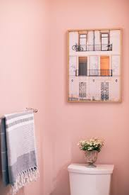 Ideas For Powder Room Makeovers Life In Pink Powder Room Makeover The Blondielocks Life Style