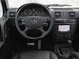 mercedes g class interior 2016 mercedes benz g class 2007 picture 25 of 27