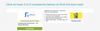 Geico Estimate Car Insurance by The Best And Worst To Compare Car Insurance Quotes Insurify