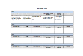 Employee Schedule Template Excel Work Plan Template Disaster Recovery Plan Sle Sle Work