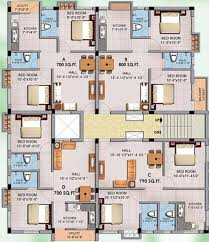 Floor Plans For 800 Sq Ft Apartment 800 Sq Ft 2 Bhk 2t Apartment For Sale In Sma Developers Elegant