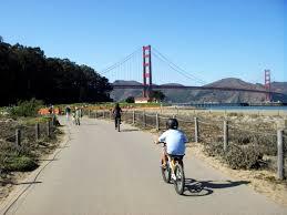 Sport Basement Presidio Cycle Crissy Field Ranger Led Family Bike Ride Sf Funcheap