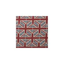 dog pillow bed in union jack design dog beds cuckooland