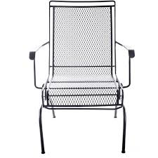 Motion Patio Chairs Arlington House Wrought Iron Motion Chair Outdoor Patio Furniture
