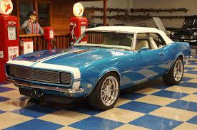 blue 68 camaro 1968 chevrolet camaro convertible ls2 blue white a e