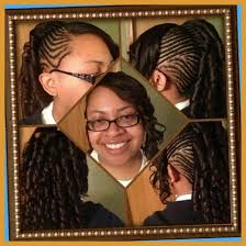 african american spiral curl hairstyles cornrows mohawk with spiral curls african american hairstyle for