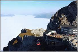 cremagliera pilatus svizzera la cremagliera pi禮 ripida mondo sul monte pilatus