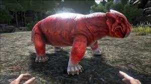 lystrosaurus official ark survival evolved wiki
