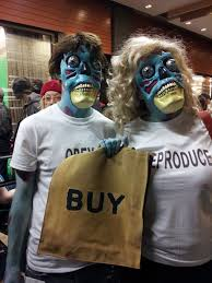 they live alien costumes halloween masks costumes and halloween