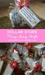 dollar store may day gift idea create a and budget