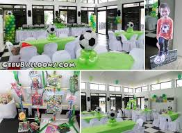 Soccer Theme Party Decorations Shop For Kiddie Parties In Liloan Area Cebu Balloons And Party