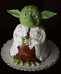 yoda cake topper bccakes a happy birthday you must