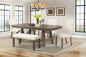 bench seating dining room table dining room upholstered dining bench grey dining table white