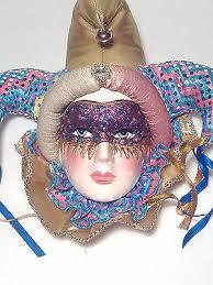 porcelain mardi gras masks porcelain mask wall decoration home decorating ideas