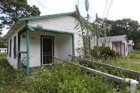 panama city closes on glenwood shotgun houses news panama city