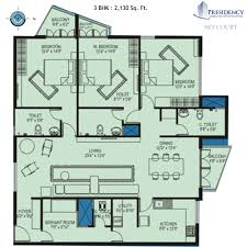 presidency sky court 2 and 3 bedroom flats apartments ranging