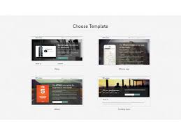product showcase bootstrap html template