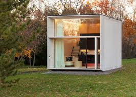 small guest house designs small prefab houses small house plans this tiny prefabricated dwelling by design collective kodasema is