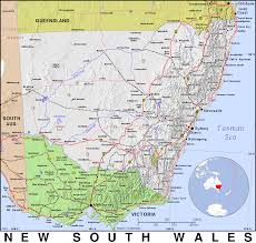 map of new south wales nsw new south wales domain maps by pat the free open