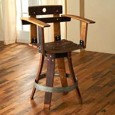 Whiskey Barrel Chairs Diy Whiskey Barrel Wine Rack How To Make A Whiskey Barrel Wine