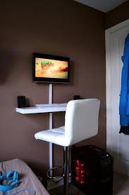 Diy Standing Desk by Get Things Done While Standing 10 Diy Standing Desk Designs To