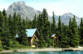 Alaska Lakes images Twin lakes alaska wilderness cabin in lake clark national park jpg