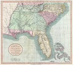 Map South Florida by File 1806 Cary Map Of Florida Georgia North Carolina South
