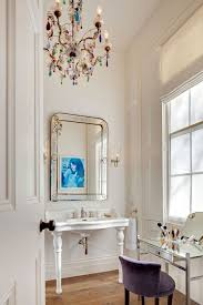The Powder Room Classic Georgian House Revamp In London By Dos Architects