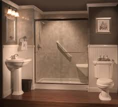Tub Shower Combo Bathroom Brilliant Bath Shower Combo Design Ideas For Your