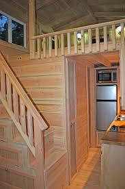 tiny house with loft home design ideas