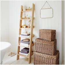 countryside atmosphere with rustic ladder shelf design u2013 modern