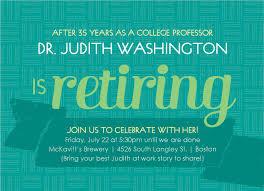 retirement invitation wording stunning free retirement party invitation wording for efficient