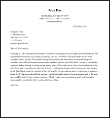 sample coaching cover letter 3 drama teacher livecareer examples