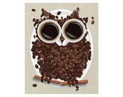 coffee home decor etsy