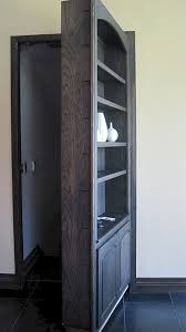 80 insanely creative hidden door designs for storage and secret