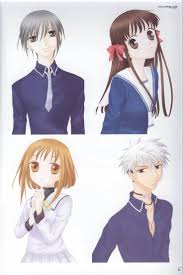 Fruits Baskets The 7 Best Images About Art Anime Manga Fruits Basket On Pinterest