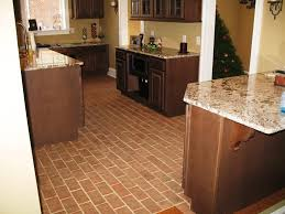 Rubber Kitchen Flooring by Marvelous Best Tile For Kitchen Floor Pictures Design Inspiration