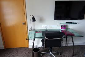 Working At The Front Desk Hotel Review Deluxe View Room At The Crowne Plaza Auckland