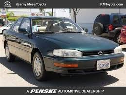 toyota camry 1994 model toyota camry le 14 used green 1994 toyota camry le cars mitula
