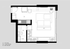 30 Sqm House Interior Design Functionally Smart Interior Design Of 30 Sqm Apartment U2013 Design Swan