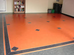 black and orange garage floor paint cheerful ideas orange garage