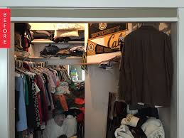 turn a walk in closet into a baby room nursery apartment therapy
