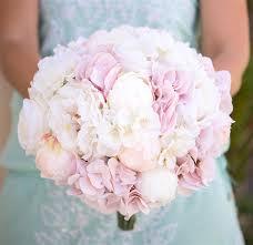 wedding flowers peonies pink hydrangeas peonies and roses bouquet bundle silk wedding