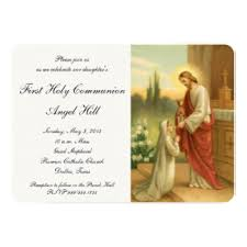holy communion invitations holy communion 1st invitations announcements zazzle