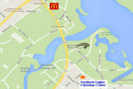 northern lights location map northern lights christian center a local chruch with a global