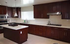 cherry mahogany kitchen cabinets plain cherry mahogany kitchen cabinets by rustic cabinet shaukk com