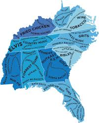 State Map Of South Carolina by The Stereotype Map Of Every U S State U2014 According To British