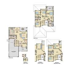 Floor Plan Elevations by Wailea