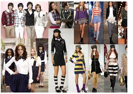 preppy clothing 00 s the noughties research b